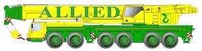 Liebherr LTM1250-6.1