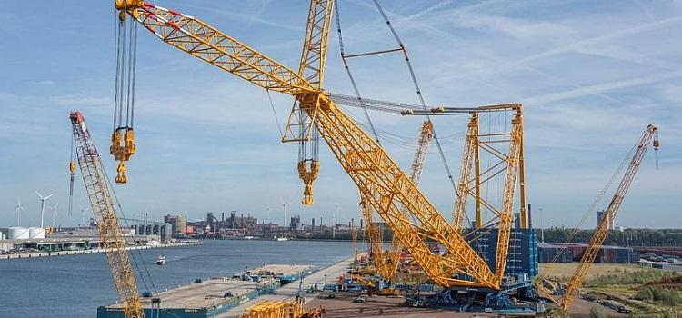The Biggest, Baddest Cranes